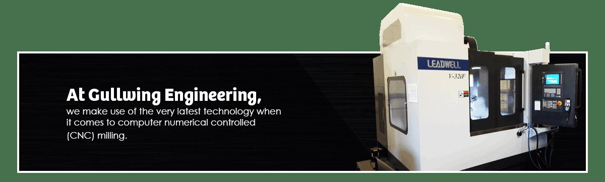 milling machine banner